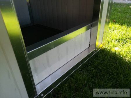 SILL for Renato dog house 3XL